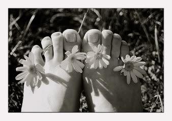 Los pies: espejo del Cuerpo y del Alma