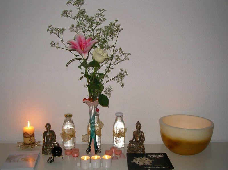 Meditación de la ceremonia del Amor al Agua