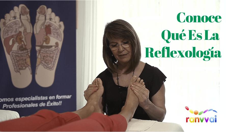 ¿Quieres Que Te Cuente Qué Es La Reflexología?