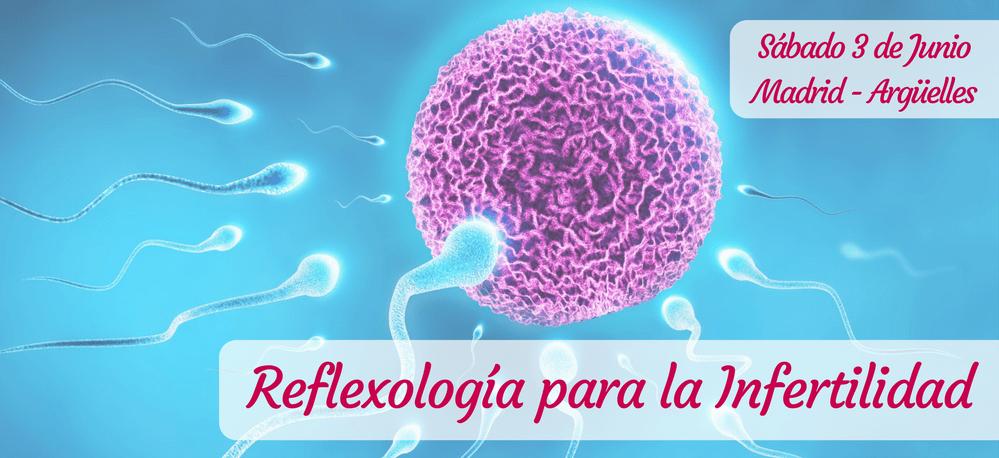 Reflexologia para la Infertilidad Banner