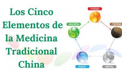 Cinco Elementos de la Medicina Tradicional China y la Reflexología Podal