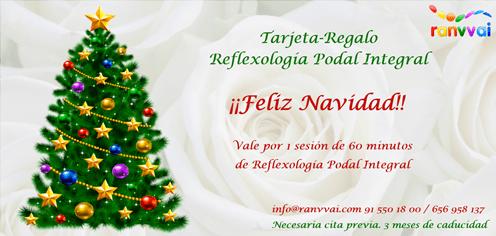 Bonos de Reflexología Podal