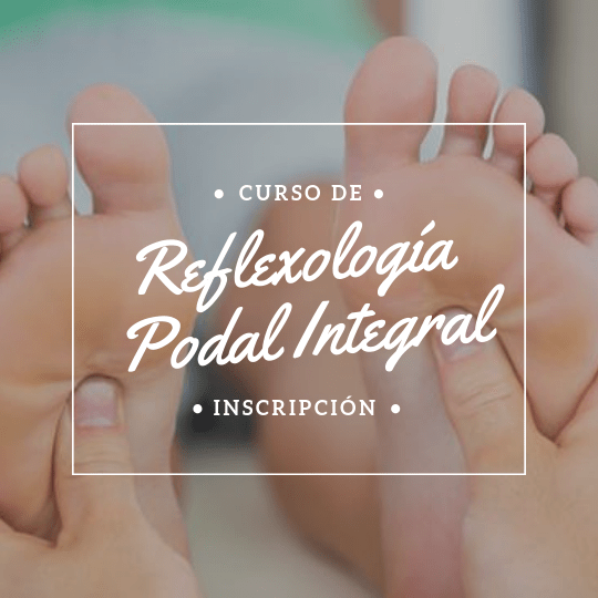 Reflexología Podal Integral